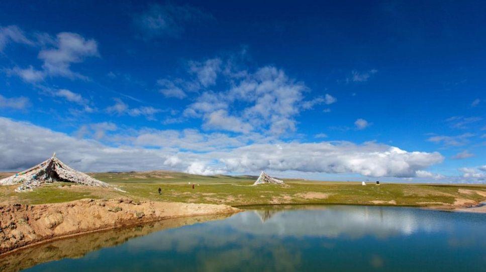 Khu vực hồ Zaxiqiwa