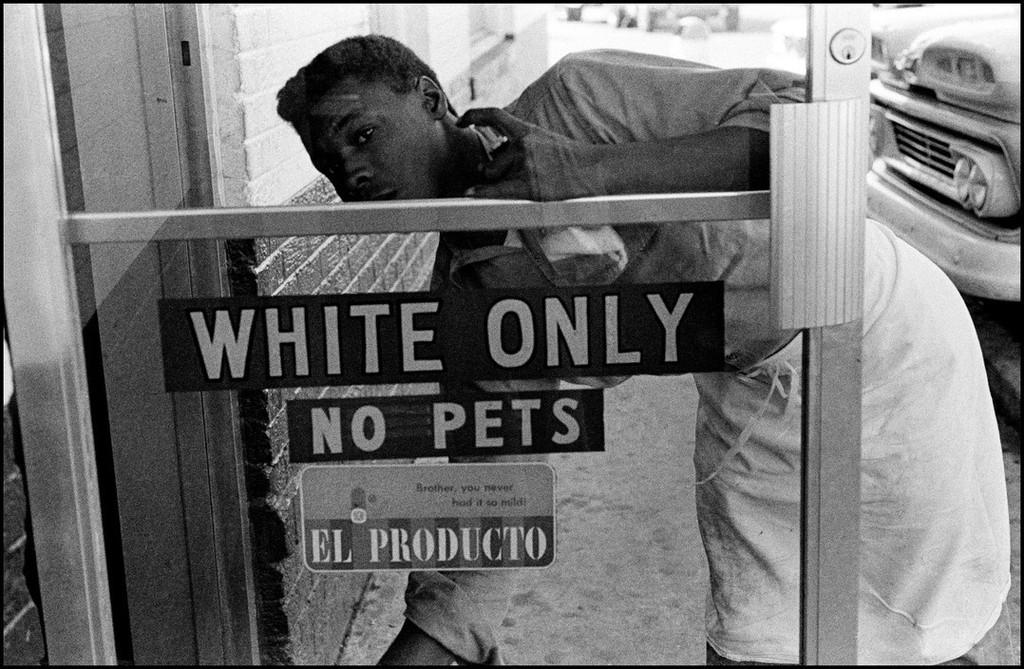 Chùm ảnh: Cuộc sống của người Mỹ da đen thập niên 1960
