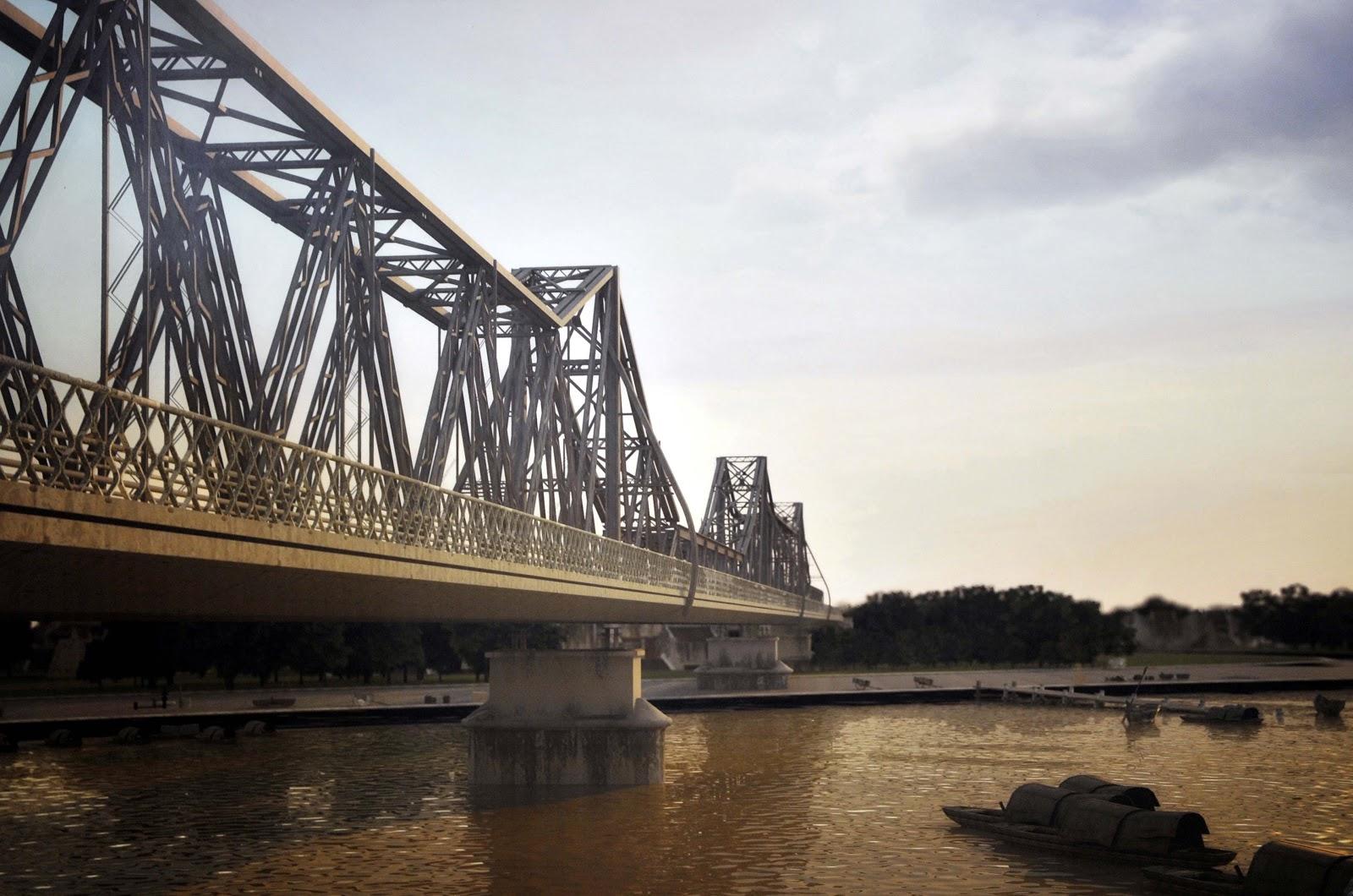 Lịch sử khai thác tự nhiên ở châu thổ sông Hồng