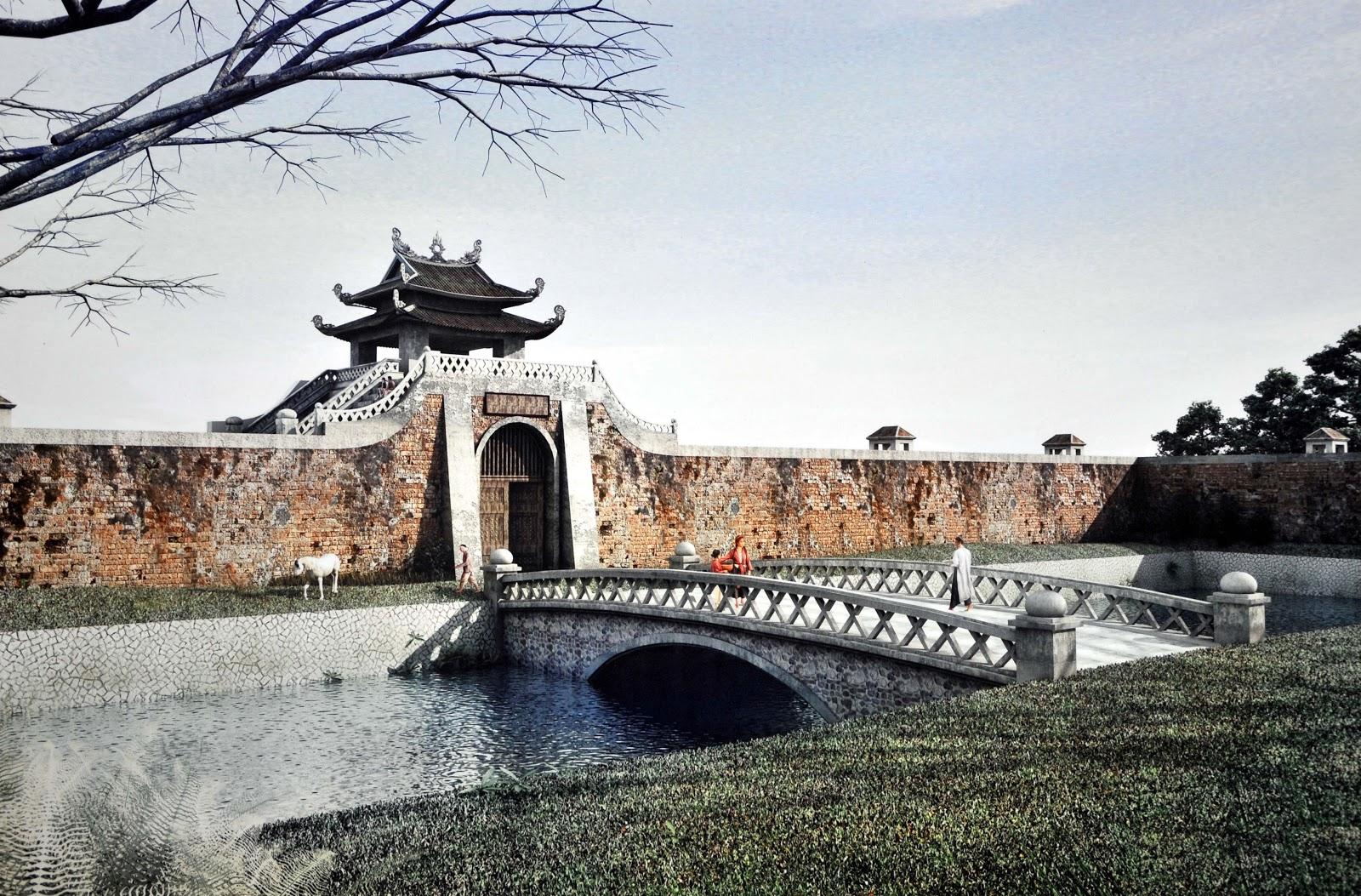 Samuel Baron viết về Đàng Ngoài: Vua Lê – chúa Trịnh xuất cung và tế lễ