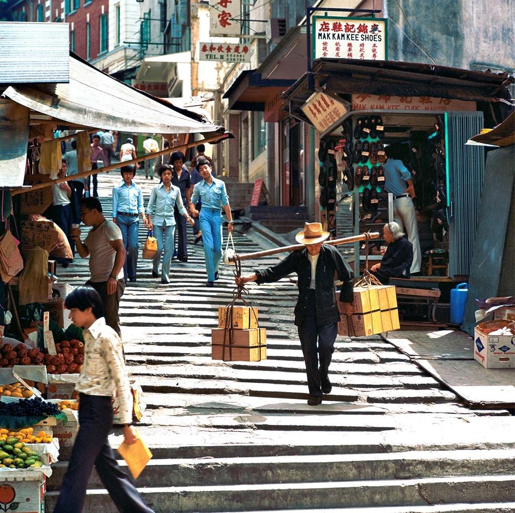 Nửa thế kỷ Hồng Kông qua loạt ảnh của MacGregor