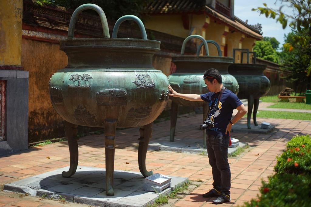 Chùm ảnh: Giải mã trọn bộ các hình tượng trên Cửu Đỉnh nhà Nguyễn