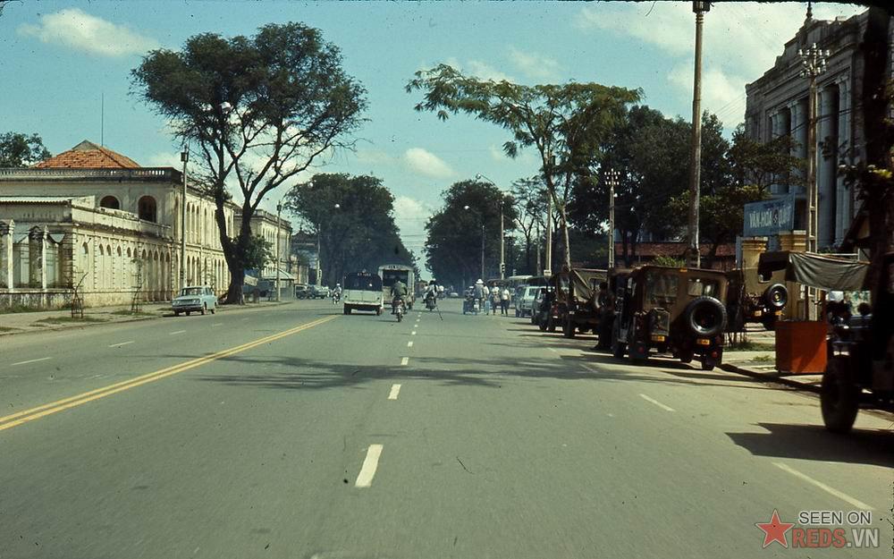 Sài Gòn năm 1970 qua góc nhìn của một phi công chiến đấu Mỹ