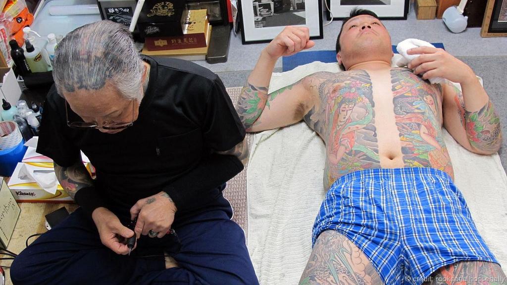 Khám phá thế giới hình xăm truyền thống ở Nhật Bản