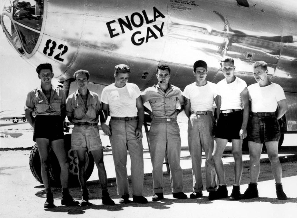 Hiroshima va Nagasaki: Hoi uc ngay kinh hoang hinh anh 1