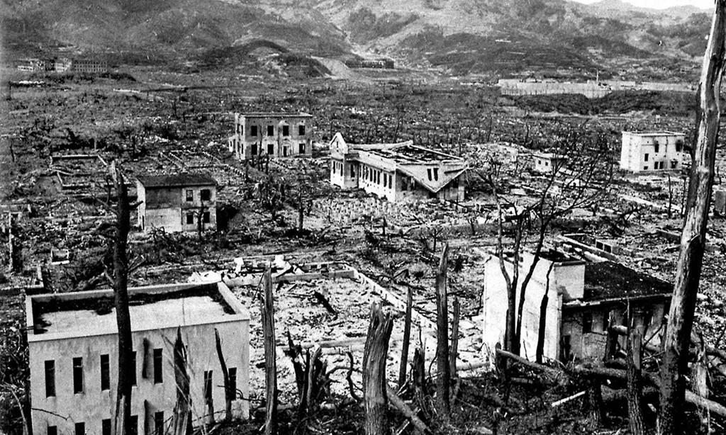Chùm ảnh: Hiroshima và Nagasaki – hồi ức ngày kinh hoàng