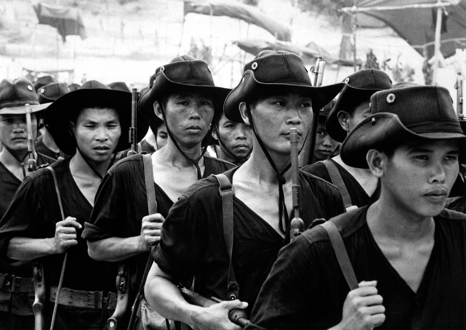 Bí mật về 'đội quân áo đen' đặc biệt của Việt Nam Cộng Hòa