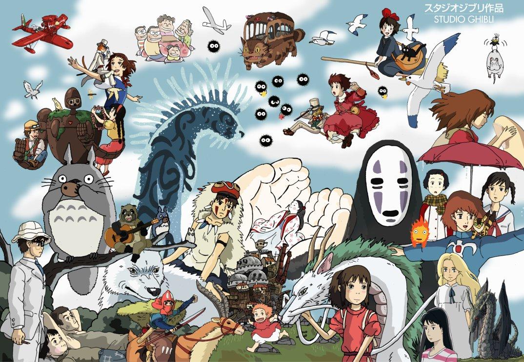Studio Ghibli – huyền thoại của nền công nghiệp phim hoạt hình Nhật Bản