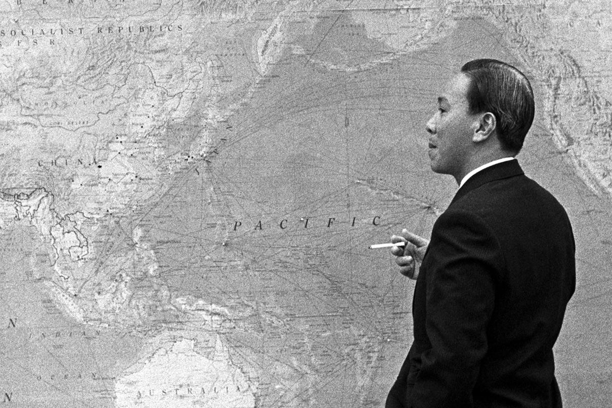 Chuyện ly kỳ về lá số tử vi của Tổng thống Nguyễn Văn Thiệu