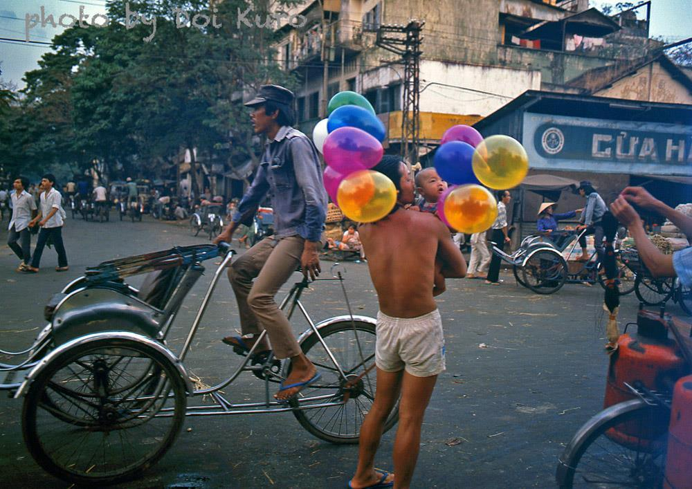 100 bức ảnh tuyệt vời về Sài Gòn thập niên 1990 của Doi Kuro