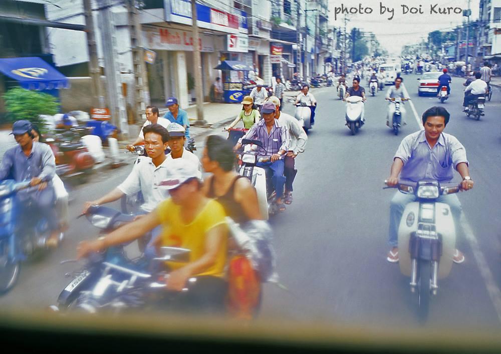 Lần đầu tôi vào Sài Gòn, năm ấy…