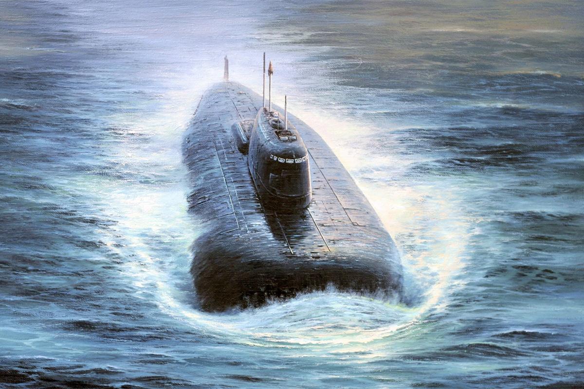 Ẩn số về vụ va chạm tàu ngầm Xô – Trung ở Biển Đông 1983