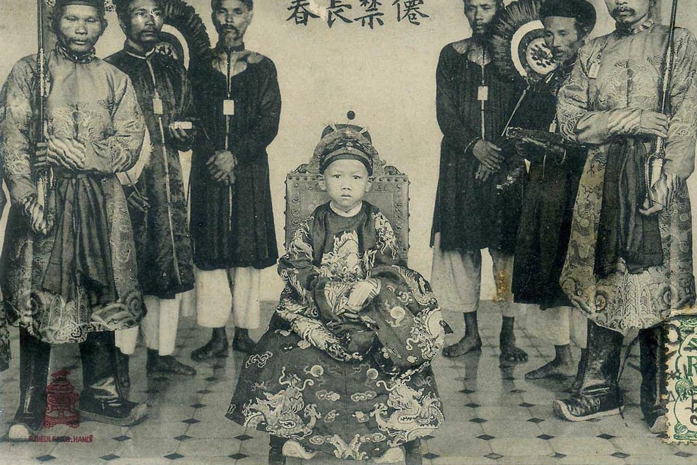 Điểm danh các vị vua trẻ con trong lịch sử Việt Nam