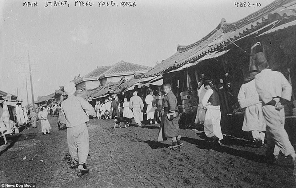Ảnh hiếm về thời bình cách đây 100 năm trên bán đảo Triều Tiên - ảnh 10