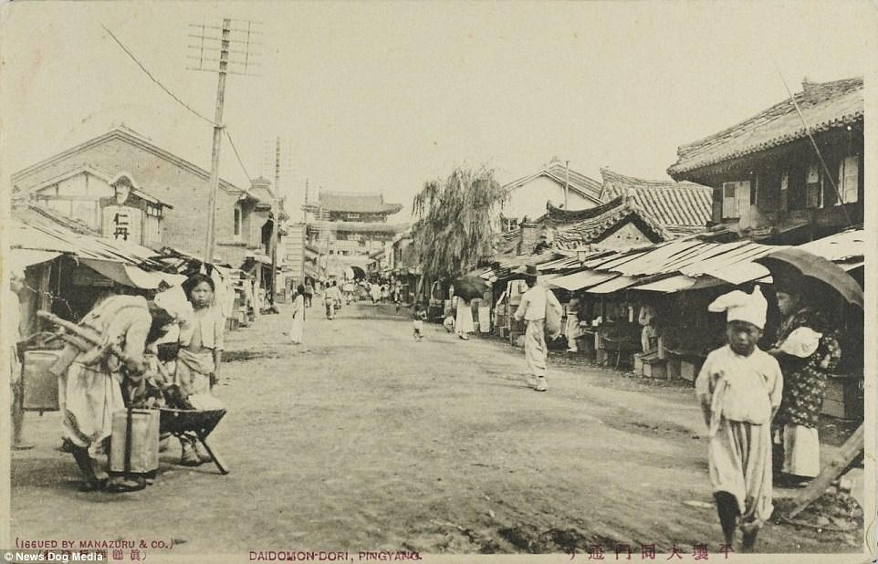 Ảnh hiếm về thời bình cách đây 100 năm trên bán đảo Triều Tiên - ảnh 8