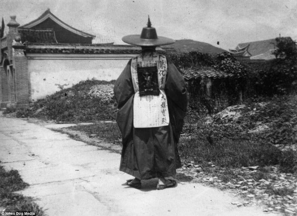 Ảnh hiếm về thời bình cách đây 100 năm trên bán đảo Triều Tiên - ảnh 6