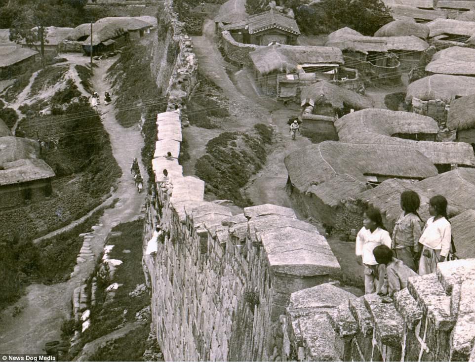 Ảnh hiếm về thời bình cách đây 100 năm trên bán đảo Triều Tiên - ảnh 21