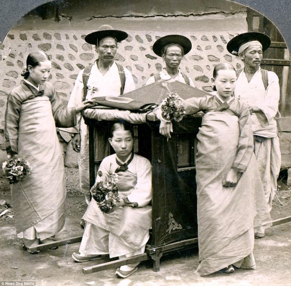 Ảnh hiếm về thời bình cách đây 100 năm trên bán đảo Triều Tiên - ảnh 18