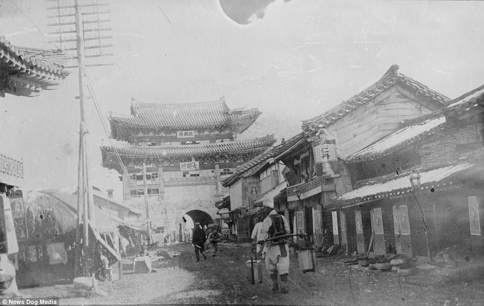 Ảnh hiếm về thời bình cách đây 100 năm trên bán đảo Triều Tiên - ảnh 17