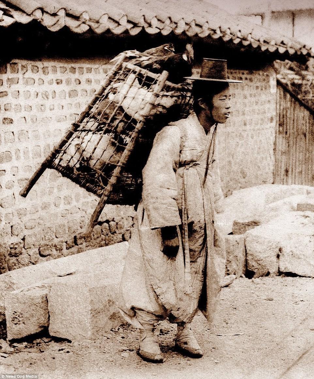 Ảnh hiếm về thời bình cách đây 100 năm trên bán đảo Triều Tiên - ảnh 14
