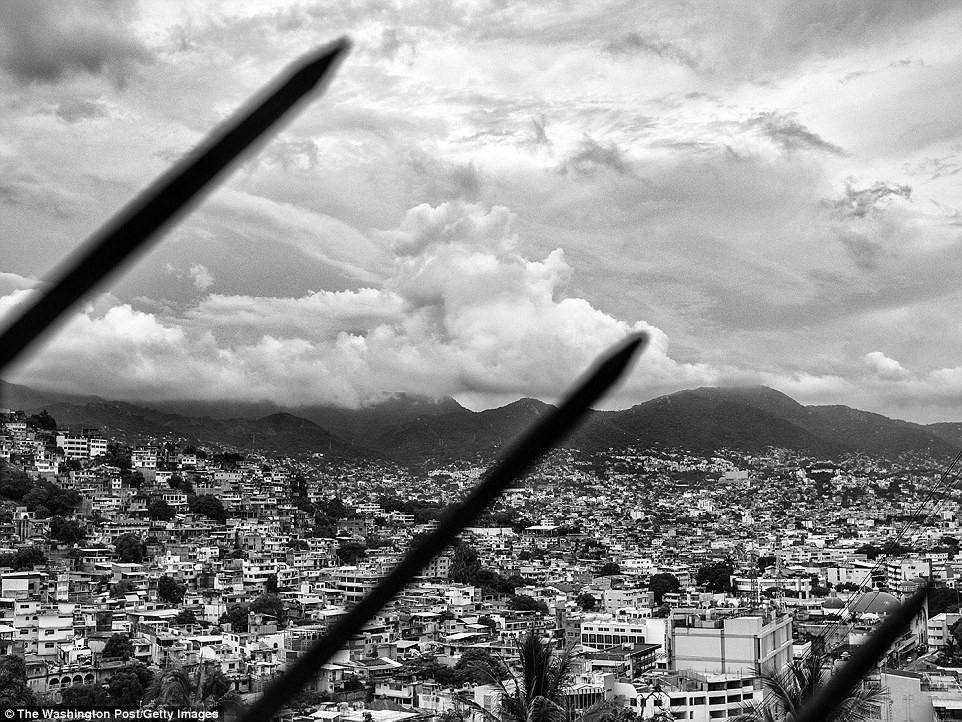 Acapulco: Tu thanh pho bien den