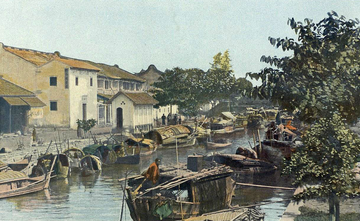 Những hình ảnh quý giá về Việt Nam năm 1903