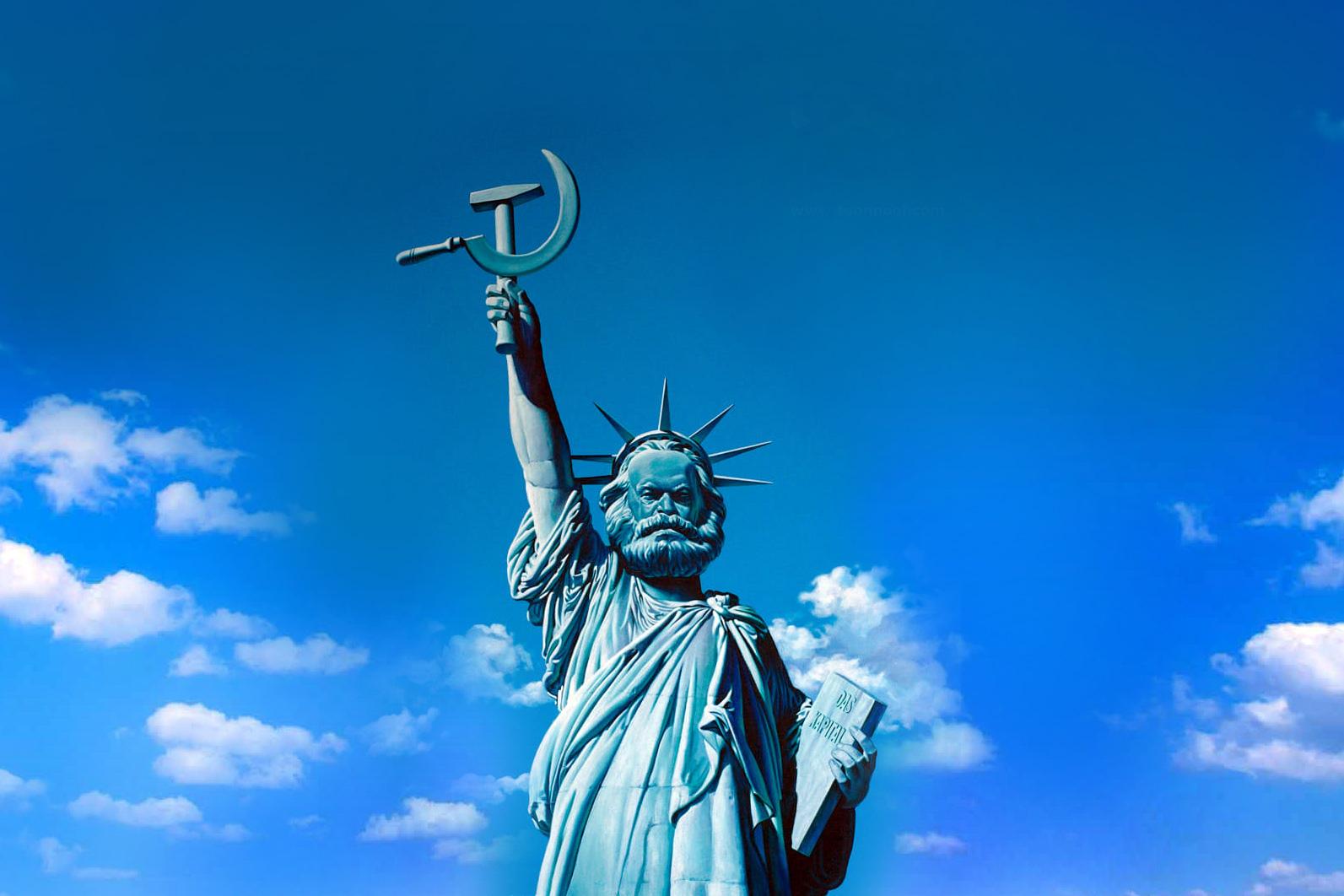 Bàn về 'chủ nghĩa xã hội kiểu Mỹ'