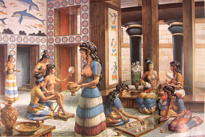 Nền văn minh Minoan: Từ huyền thoại đến lịch sử