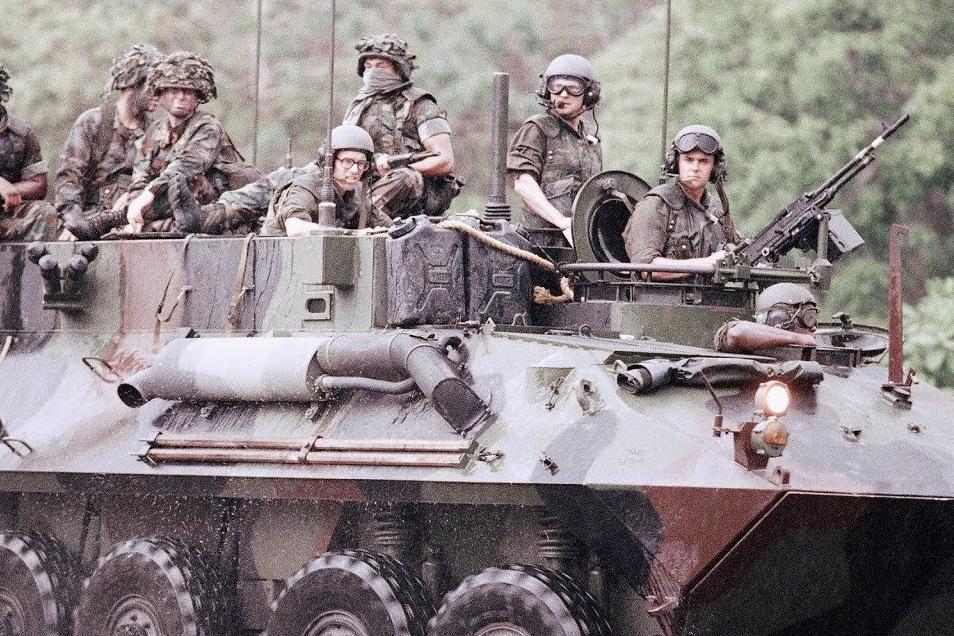 Chiến tranh Panama 1989 – bài học lịch sử về sự khốn nạn của Chú Sam
