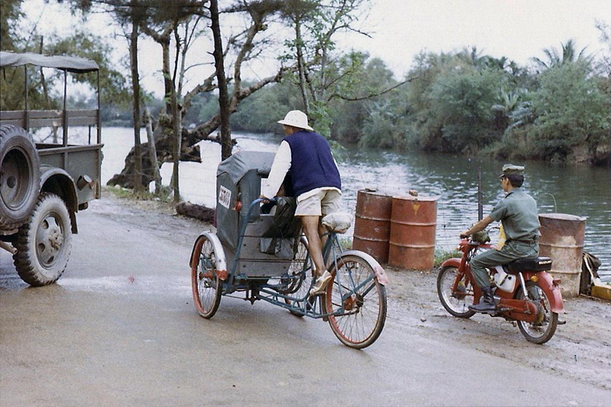 Những hình ảnh hiếm có về Huế và Đà Nẵng năm 1970