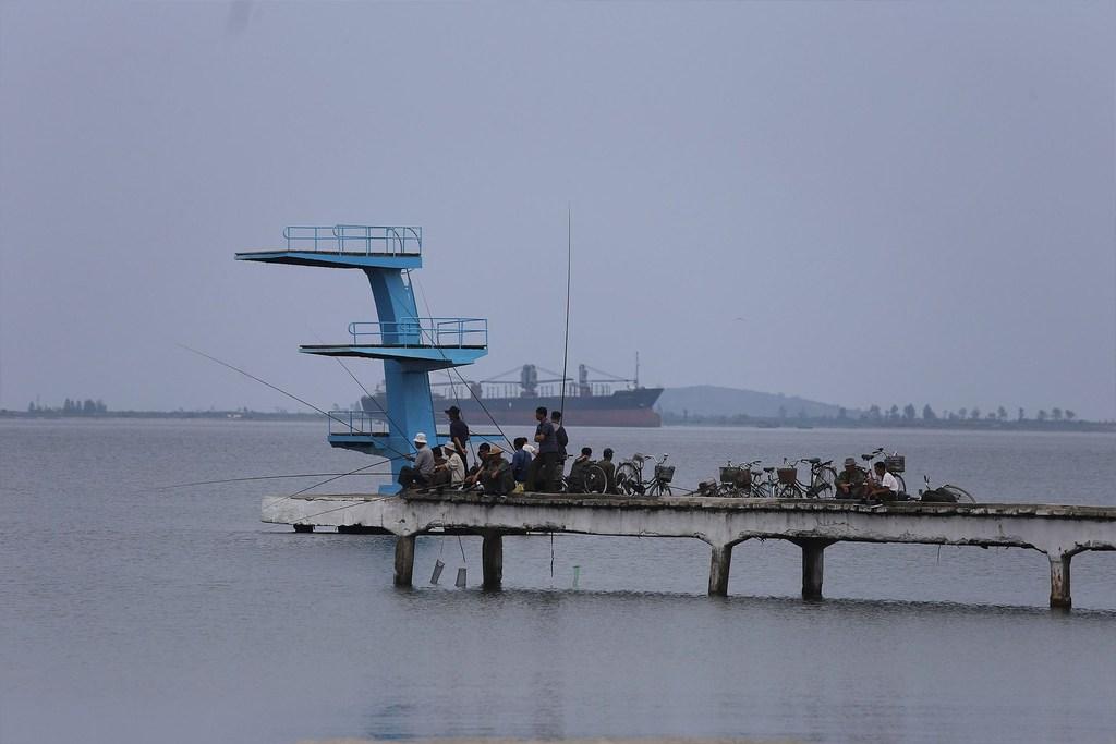Khám phá thành phố du lịch biển kiêm... bãi thử tên lửa Triều Tiên - ảnh 9