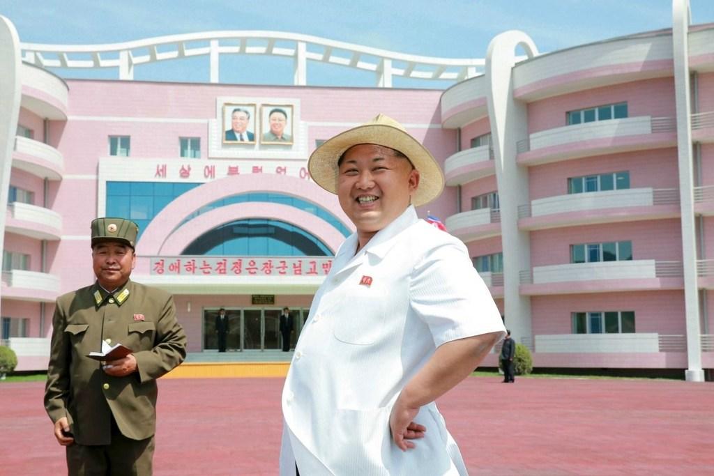 Khám phá thành phố du lịch biển kiêm... bãi thử tên lửa Triều Tiên - ảnh 19