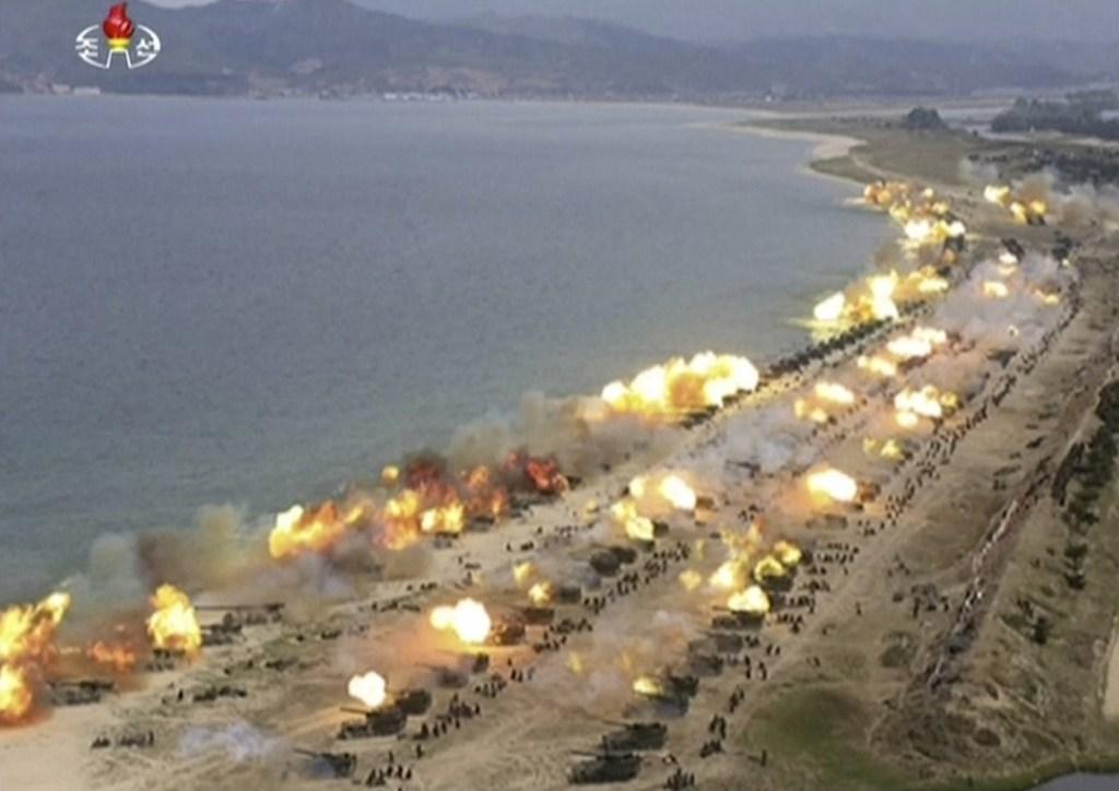 Khám phá thành phố du lịch biển kiêm... bãi thử tên lửa Triều Tiên - ảnh 15