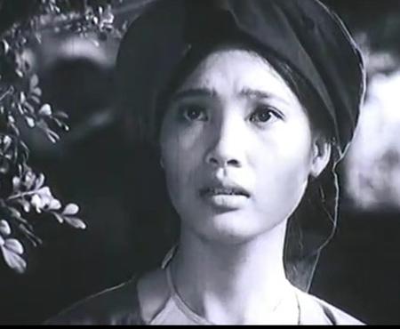 Vẻ đẹp của NSND Trà Giang đã trở thành biểu tượng của Điện ảnh Cách mạng VN