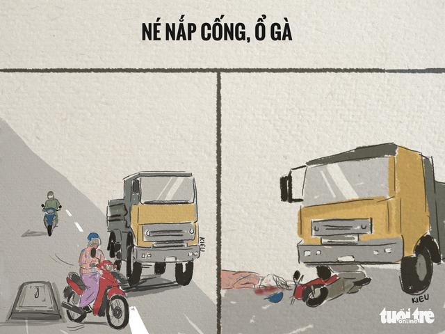 82,9% tai nạn trên đường là va chạm xe máy - Ảnh 2.