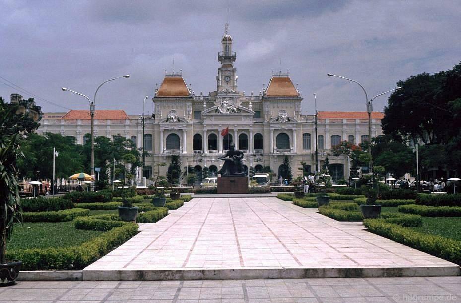 Saigon: Tòa thị chính