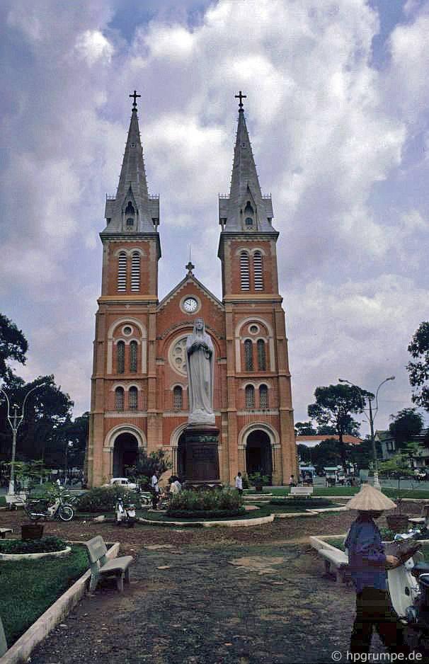 Saigon: Nhà thờ Đức Bà
