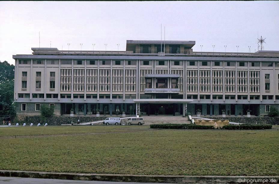 Sài Gòn: Dinh Thống Nhất