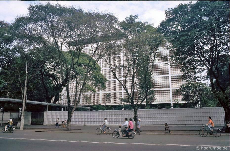 Saigon: Đại sứ quán Hoa Kỳ