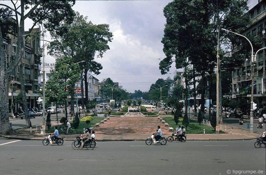 Sài Gòn: đại lộ Lê Lợi