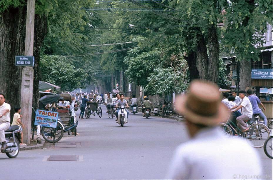 Sài Gòn: Phố