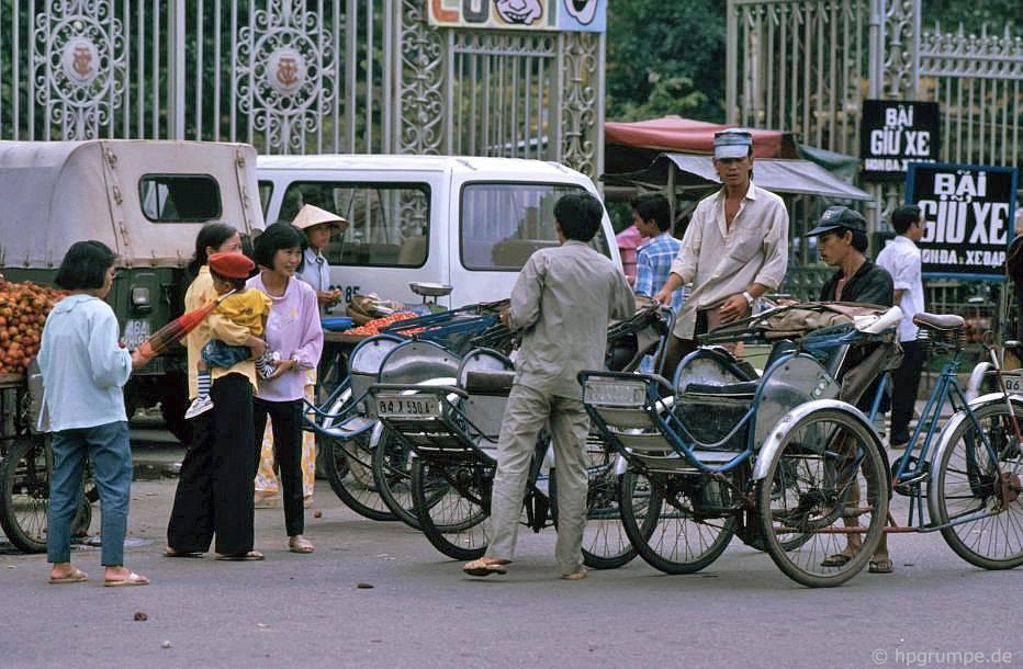 Saigon: Phương tiện vận tải chính