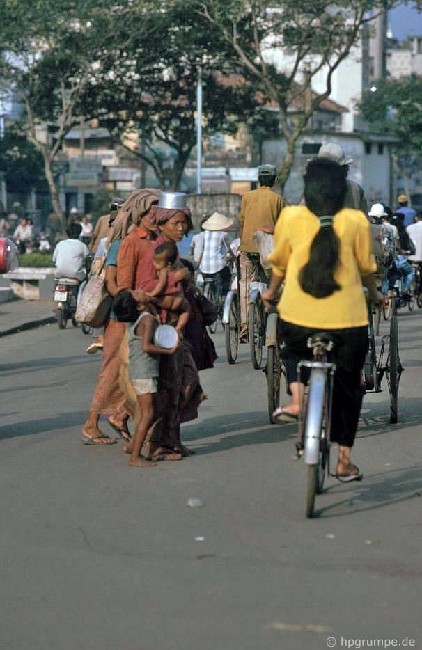 Sài Gòn: giao thông đường bộ