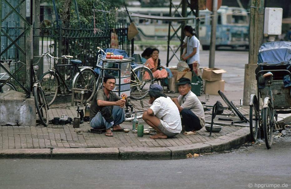 Saigon: hội thảo xe đạp di động