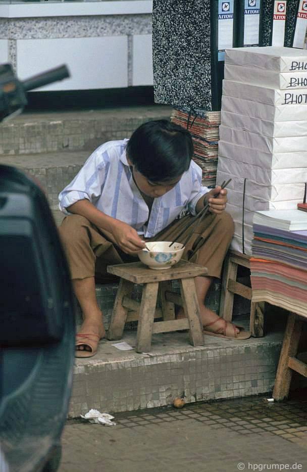 Sài Gòn: Nó có vị ngon!