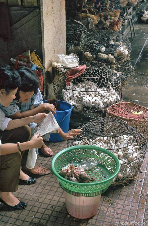 Saigon: Chợ Bến Thành