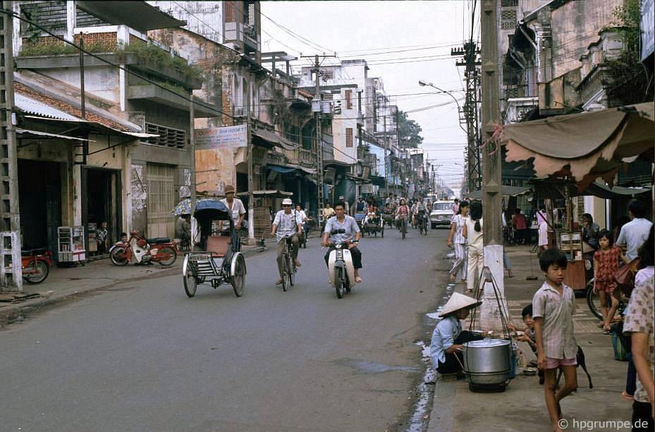 Sài Gòn: Phố Cholon