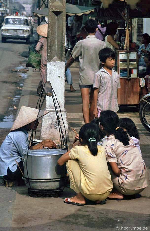 Sài Gòn: nấu bếp ở Chợ Lớn