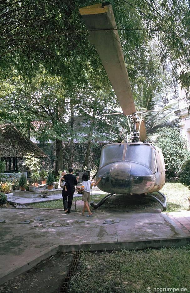 Saigon: Bảo tàng Chiến tranh Hy sinh