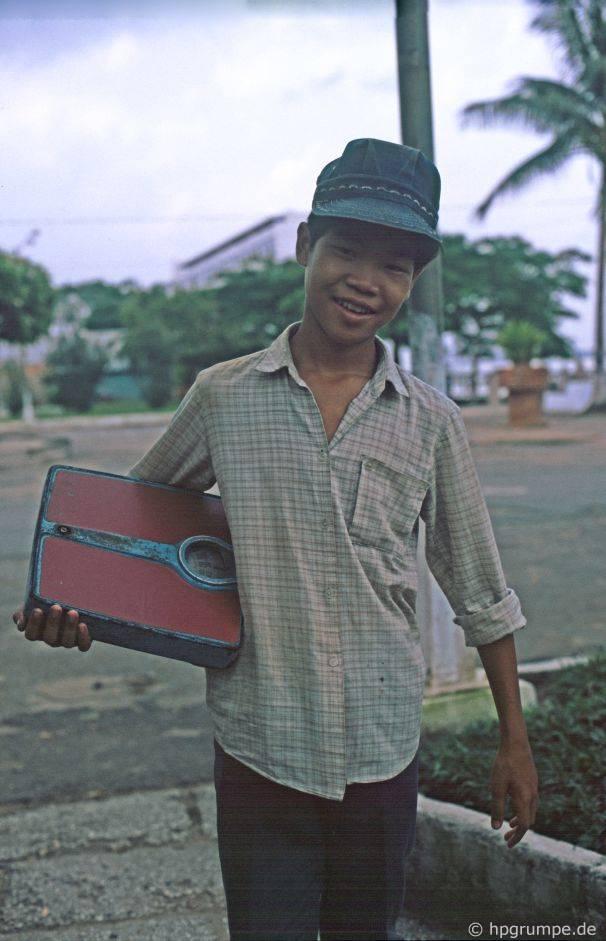 Sài Gòn: Gao và